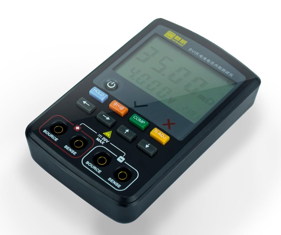 BVIR-Portable_Voltage__AC_Resistance_Meter-neware-battery-testing-system