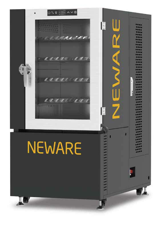 Neware-Environmental-Chamber-Constant-Temperature_Test_Chamber-Neware-Battery-Testing-System-Cycler-integrated